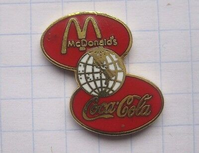 M / COCA-COLA / WORLDWIDE  PARTNERS ........Mc DONALD`s -Pin (126if)