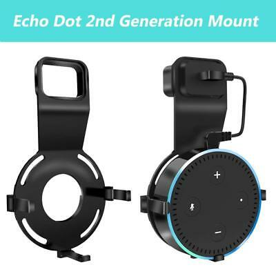 Echo Dot Wall Mount, Alexa Accessories Smart Home Outlet Wall Mount Stand for