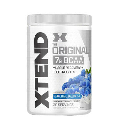 Scivation Xtend BCAAs + Electrolytes 30 Serves Branched Chain Amino Acids BCAA's