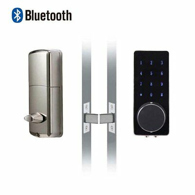 OS8815BLE BT Electronic Keyless Back-lighted Keypad Door Lock Security Lock NB