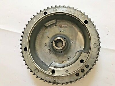 1968 Johnson 5hp Outboard LD-13B Flywheel part 580562 Evinrude