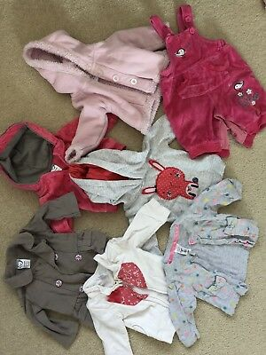 Baby Girls 0-3m 000 Jumpers/jackets
