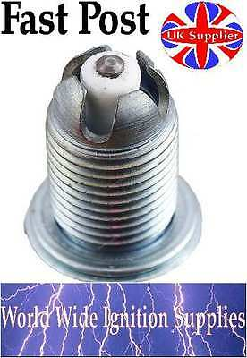 Peugeot BIPPER 1.4 08-15 Brisk Racing Spark Plugs Performance Tuning