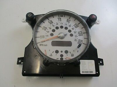 BMW MINI Cooper / One / S JCW Speedo Clock Instrument Cluster 118k Miles 6932506