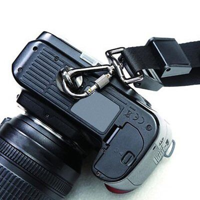 """New 1/4"""" Screw For DSLR SLR Camera Strap Tripod Quick Release Plate Mount QY"""