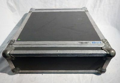 "Rack 3HE 19"" *Case*Flightcase *für Amp DJ CD Server Effektrack* #38"