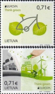 Lithuania 2016 * Think green