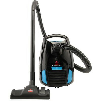 Bissell PowerForce Bagged Canister Vacuum