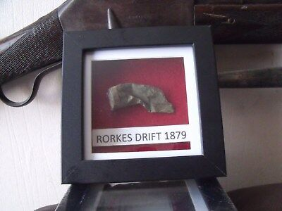 ZULU WAR CARTRIDGE CASE. RORKES DRIFT 22nd - 23rd JANUARY 1879.