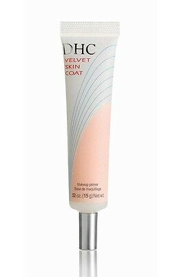 DHC Velvet Skin Coat  0.52 oz./15g, 4 free samples included