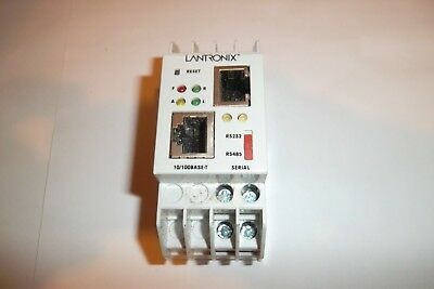 Lantronix Xsdrin-01 Device Server Rev. A13 Device Server 9-30Vdc