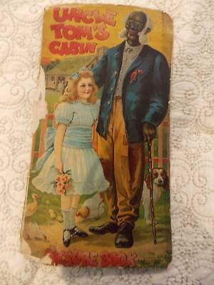 Uncle Tom's Cabin Picture Book 1913 Graham & Matlack New York