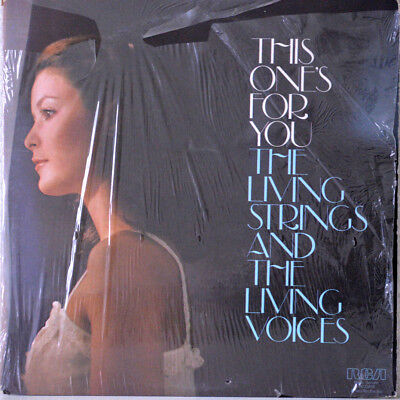 Living Strings & The Living Voices - This One's For You - R233819 - 2 x Vinyl EX