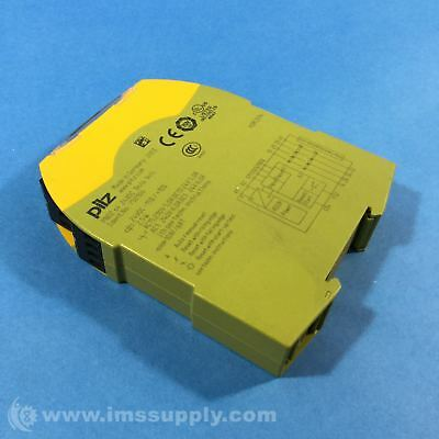 Pilz 750104 Safety Relay Usip