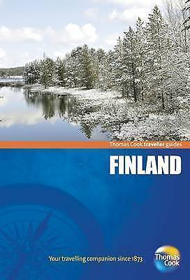 Finland, traveller guides (Travellers), Thomas Cook Publishing, Used; Good Book