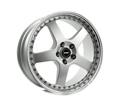 KIA CERATO WHEELS PACKAGE: 19x7.0 19x8.5 Simmons FR-1 Silver and Winrun Tyres