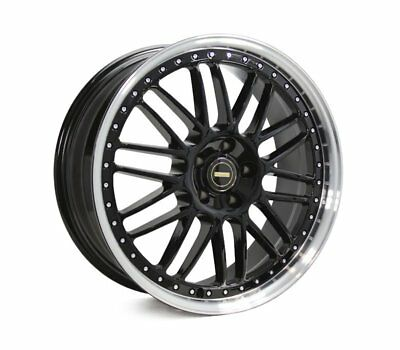MERCEDES BENZ VIANO WHEELS PACKAGE: 20x8.5 20x9.5 Simmons OM-1 Gloss Black and W