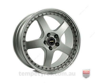 TOYOTA PRIUS WHEELS PACKAGE: 19x8.5 19x9.5 Simmons FR-1 Silver and Winrun Tyres