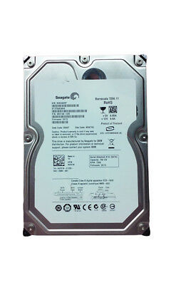 "Lot of 2 Seagate Barracuda 7200.11 ST3750630AS 750GB 3.5"" SATA II Hard Drive"