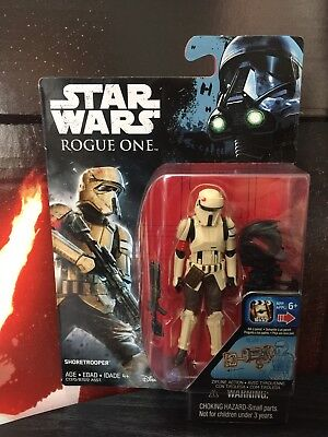 Star Wars Rogue One Shoretrooper 3.75 Inch Figure - Rogue One Pack