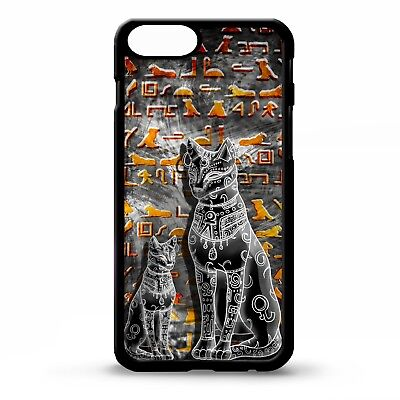 Cleopatra egyptian queen pharaoh skull ancient egypt pattern phone case cover