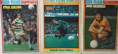 ROY OF THE ROVERS 1st Jan 1977-31st Dec 1977  - COMPLETE YEAR