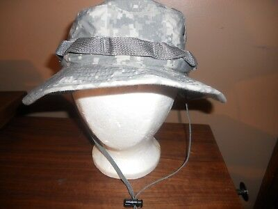 97ceb0be4d4 Us Gi Army Issue Digital Camo Boonie Hat Bucket Cap Sun Cover Headgear Bush  Hat