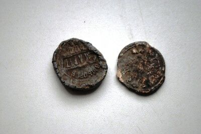 ancient lead seal