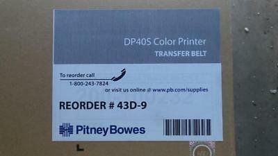 Pitney Bowes 43D-9 Transfer Belt (Pitney Bowes Type C7 Transfer Belt)