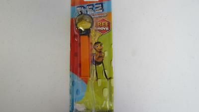 2007 Bee Movie  Pollen Jack Buzz PEZ Dispenser New with Pkg NO Candy Included