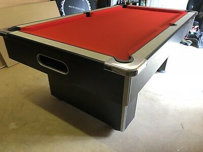 POOL TABLE FT Slate PicClick UK - Pool table without slate