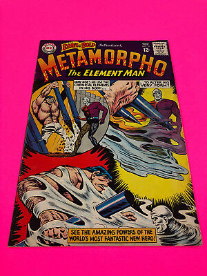 Brave and the Bold #57  First Appearance and Origin of Metamorpho  Silver Age