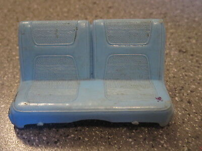 Vintage Model Kit Part Amt/mpc/ Revell Datsun Custom Bucket Bench Seats