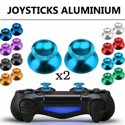 Aluminum Joystick Thumb Stick Grip Cap Cover For PS4 Xbox One Analog Controller