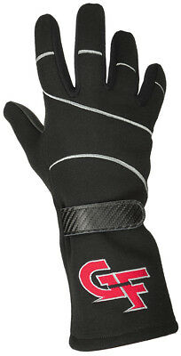G-FORCE Racing Gear 4106XLGBK G6 Series Gloves