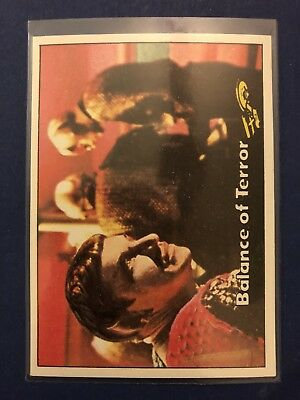 Star Trek Captain's Log 1976 Topps Card #37