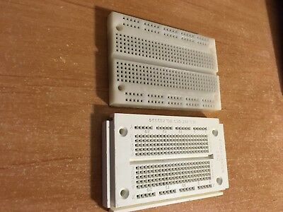 ARCHER UNIVERSAL #276-175 & E&L SK-50 Breadboards, Both Are Used, Good Shape