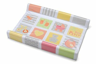 Foppapedretti Mats For Changing Table, Two Edges, Baby Bath, Multicoloured Petit