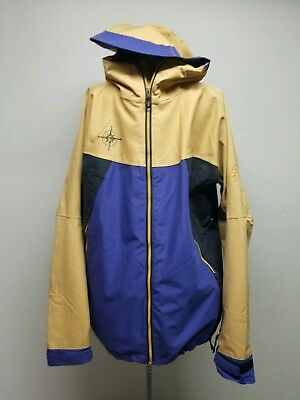 686 Forest Baileys Cosmic Collection Mens Size Small Snowboard Coat
