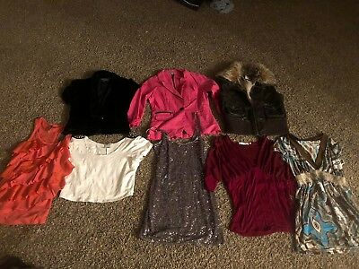 8 CHARLOTTE RUSSE Medium Lot mix