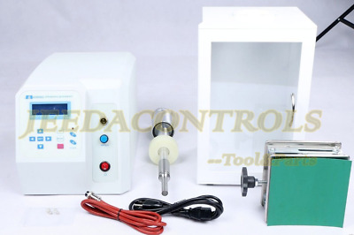Ultrasonic Homogenizer Sonicator Processor Cell Disruptor Mixer 300W 0.15- 200ml
