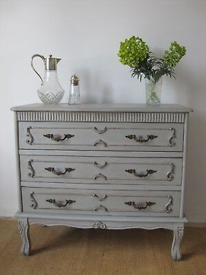 French Style Chest of Drawers P/U Melb