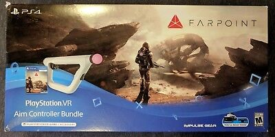 FARPOINT Aim Controller Bundle - Sony PlayStation 4 - Free Shipping PS4 PSVR VR