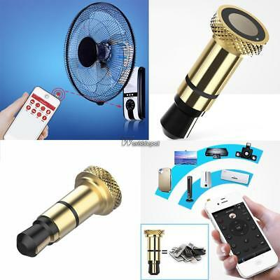 Wireless Mini Infrared Remote Control Dust Plug Receiver For Smart Phone WT88 04