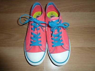 Converse One Star Pink Low-top Women Shoes Sneakers 160624C Size 9.5