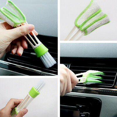 Mini Clean Car Indoor Air-Condition Brush Tool Car Care Detailing Fr All Car CHW