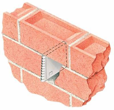 Type W Cavitray Brick Weep Vents Caviweeps (Cavity Trays of Yeovil) - Pack of 50