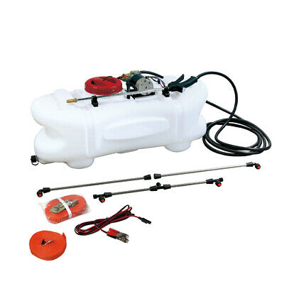 ATV QUAD CROP SPRAYER KIT 100L Tank 1.2-1.8M Boom Hand Lance 12v Bike