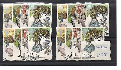 Gb  Wholesale - 1979 - (F422) - Int Year Of The Child - Four Sets - Fine Used