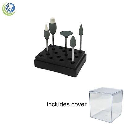 Zirconia Contouring Kit Ideal for pre-sintered Zirconia Dental Z-Kit 5 Pieces